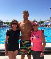 Olympian Matt Grevers
