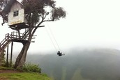Swing at the End of the World (Ecuador)