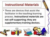 2015-16 Instructional Materials