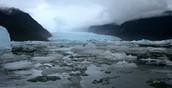 San Rafael glaciar
