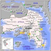 Ancient Greece and Surrounding Area