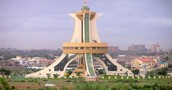 One of the towers in mali