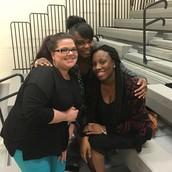 Team Spotlight on Ms. Pounders, Ms. Ballard, and Ms. Reimekie