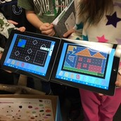 Using technology to amplify our learning about shapes!