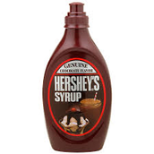 Hershey's Chocoloate Syrup
