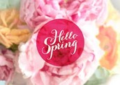 Spring is when life is alive in Everything!