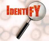 Identification Transitions