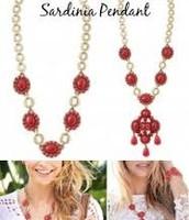 Sardina Necklace - Very Versatile