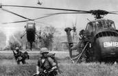 Vietnam War: In combat