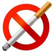 Smoking is bad because.....
