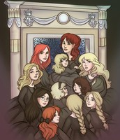 13. The 11 sisters go into the magic passage without Azalea and the Keeper captures them