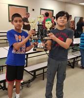 Math League Contest Winner