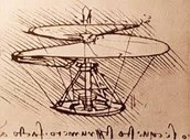 Leonardo's Design of a Hover Craft