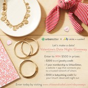 Enter to win the perfect recipe for Valentines Day