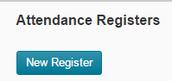 D2L: Using Attendance