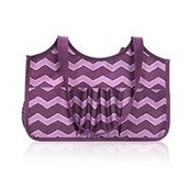 Keep it Tote in Plum Chevron
