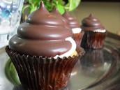 Cupcake Beso de Moza