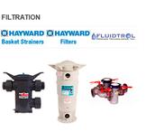 Highlight the hayward filter curve