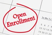 Open Enrollment Reminder
