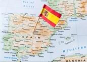 Yo estoy estudiando en España