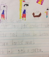 1st Grade Writing
