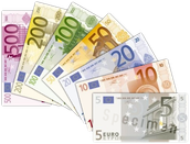Euro (spain money)💵
