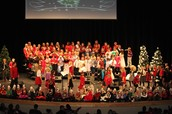 HOLIDAY PERFORMANCE @ THE PAC, WEDNESDAY, DECEMBER 16TH