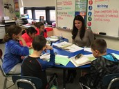Small Group Reading Gets Students Thinking