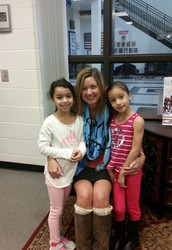 Congratulations!! Two more amazing readers and writers at Benefield!!