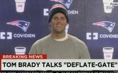 Tom Brady Cheats