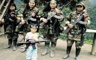 No! secuestros infantiles