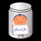 3. Journal Jar