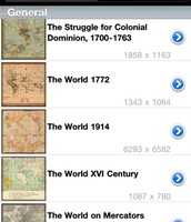 History: Maps of the World