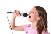 Yo hice cantar.