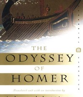 A picture of Homer's work The Odyssey