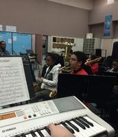 Mr. Allen & Mr. Jackson-Band