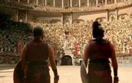 Gladiators Coming Into the Arena