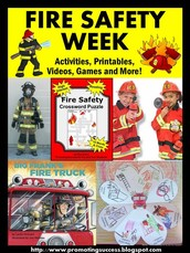Fire Prevention Week October 4-10
