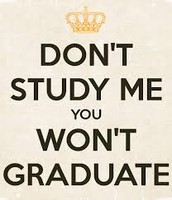 Ellos no estudian.