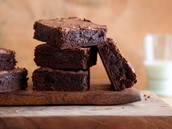 Brownies are healthy.