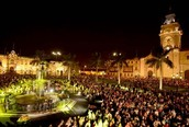 Festivals in Lima