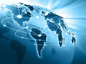 Internet connecting the world all together