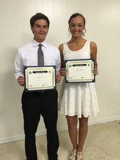 Draper Scholarship Recipients