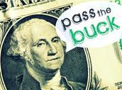 "PTA's  ""Pass the Buck""    1/26/15 - 1/30/15"