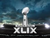 Super Bowl Sunday February 1, 2015