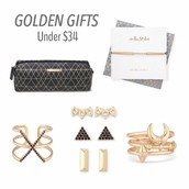 Gifts for the Gold Lovers