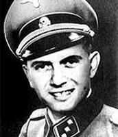 Military Photo of Mengele