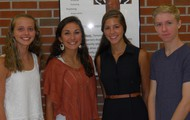 TMS Student Council Officers 2012-2013