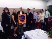 Northwest Council of PTA's Honors TJ Feeder Schools, Parents