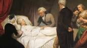 Gorge Washington died